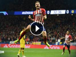 highlights, champions league: atletico madrid - bvb 2:0