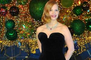 jessica chastain: look des tages