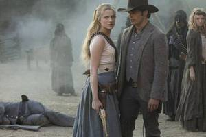 Westworld: Feuer in Kalifornien hat das Set verschlungen