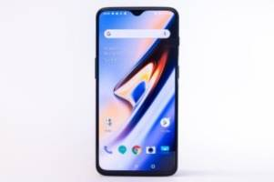 Mit Science-Fiction-Scanner: Das Smartphone OnePlus 6T im Test