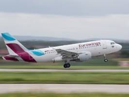 Kabinencrew am Limit: Verdi droht Eurowings mit Streik