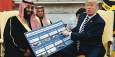 """""""Middle East Security Alliance"""": Trumps Traum-Armee"""