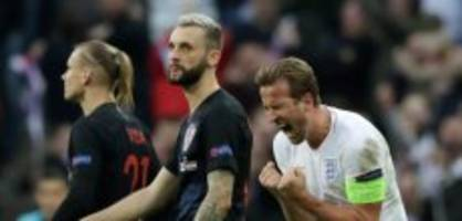 nations league: england jubelt, kroatien steigt ab