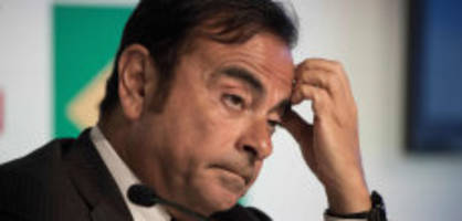 Japan: Nissan-Chef Ghosn in Tokio festgenommen