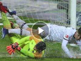 VIDEO-Highlights, Bundesliga: 1. FC Nürnberg - Bayer Leverkusen 1:1