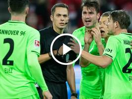 VIDEO-Highlights, Bundesliga: Mainz 05 - Hannover 1:1