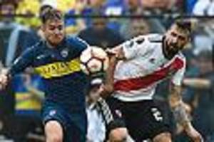 superclásico-finale im live-ticker - river plate - boca juniors live: auch in madrid droht chaos
