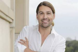 David Garrett: Weihnachten fliegt er nach New York