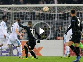VIDEO-Highlights, Europa League: Lazio Rom - Eintracht Frankfurt 1:2