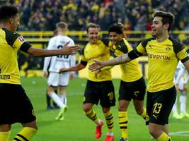 VIDEO-Highlights, Bundesliga: BVB - TSG Hoffenheim 3:3