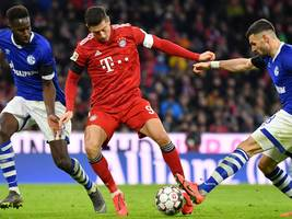 VIDEO-Highlights, Bundesliga: Bayern München - Schalke 3:1