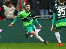 VIDEO-Highlights, Bundesliga: Werder Bremen - FC Augsburg 4:0