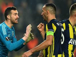 VIDEO-Highlights, Europa League: Fenerbahce - Zenit St. Petersburg 1:0