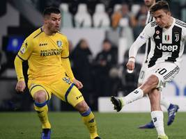 VIDEO-Highlights, Serie A: Juventus - Frosinone 3:0