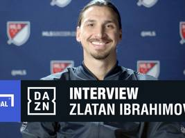 Zlatan Ibrahimovic im DAZN-Interview: Das sind meine Champions-League-Favoriten