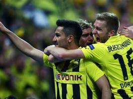 VIDEO: Ilkay Gündogans Tore in der Champions League für Manchester City und den BVB