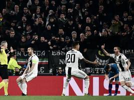 Juventus Turin vs. Atletico Madrid: Highlights, TV, LIVE-STREAM, LIVE-TICKER, Aufstellungen - alles zur Übertragung der Champions Leagu