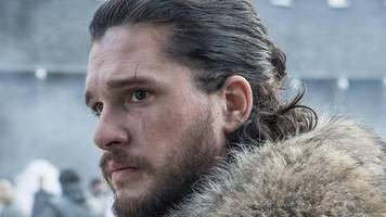 Game of Thrones: Kit Haringtons Lieblingsszenen als Jon Schnee