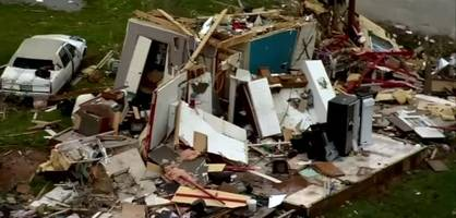 Mehrere Tote bei Tornados in Texas