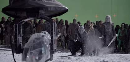 """making of """"game of thrones"""""""