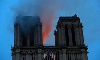 YouTube wertet Videos zu Brand in Notre-Dame als Fake News