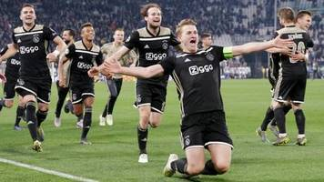 Champions League: «Die Sensation von Europa»: Junges Ajax besiegt Alte Dame