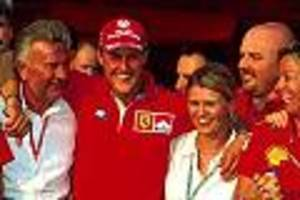 - Willi Weber: Michael wollte Micks Manager in der Formel 1 werden