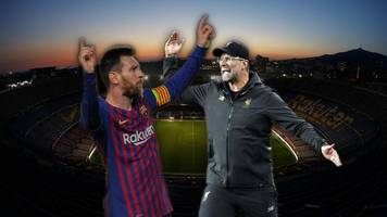 Champions League: Liverpool-Trainer Klopp würdigt Messi