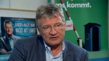 video: afd-chef meuthen will europas rechte vereinen