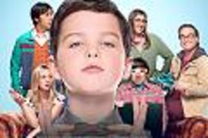 "- ""young sheldon"": das finale der 2. staffel wird ein crossover mit ""the big bang theory"""