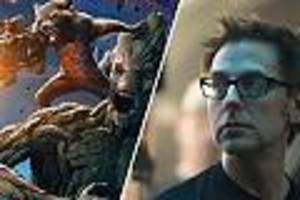 "- james gunn packt aus: so emotional war der ""guardians of the galaxy 3""-rauswurf"