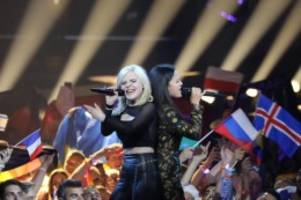 Dare to Dream: Finale des Eurovision Song Contest in Israel gestartet