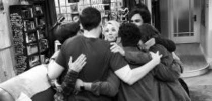 Achtung, Spoiler!: «Big Bang Theory»-Finale endet mit einem Knall