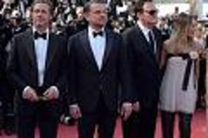 "viele stars und frischer trailer - ""once upon a time... in hollywood"": schillernde premiere in cannes"