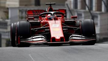formel 1: bitteres 2. training in monaco – sebastian vettel chancenlos