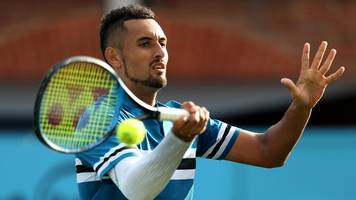 Tennis-Entertainer: Australier Kyrgios sagt für French Open ab