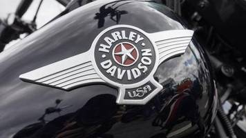 Trotz heftiger Trump-Kritik: Harley-Davidson schließt Partnerschaft in China