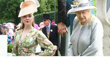 Natalie Dormer: Game of Thrones-Star strahlt am Ladies Day