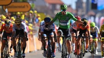 5. etappe tour de france: rad-superstar sagan sprintet in colmar zum sieg