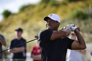 tiger woods bei 148. british open ohne chance auf den cut
