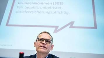 Alternative zu Hartz IV?: Solidarisches Grundeinkommen in Berlin: Erste Verträge