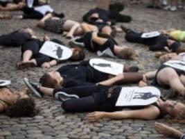 proteste: ungehorsam für das klima
