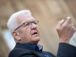 duh kämpft für fahrverbote: beugehaft gegen kretschmann beantragt
