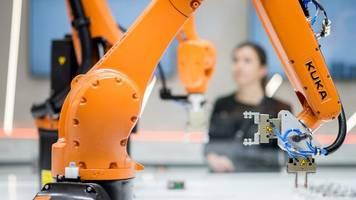Roboterhersteller: Handelskrieg: Kukas Aufträge in China brechen um die Hälfte ein