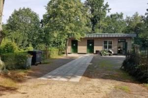 friedhof staaken: toilettenhaus soll fertig werden - nach vier jahren bauzeit