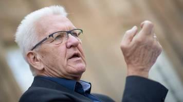 diesel-fahrverbote: duh beantragt beugehaft gegen ministerpräsident kretschmann