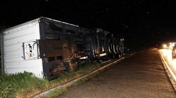 unwetter in deutschland: gewitter toben im süden – verletzte bei autounfällen
