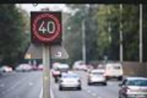 neuer luftreinhalteplan - kampf gegen fahrverbote: in ganz stuttgart gilt bald tempo 40