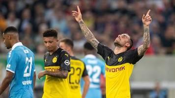 DFB-Pokal: BVB siegt beim Drittligisten Uerdingen, Nürnberg gewinnt gegen Ingolstadt