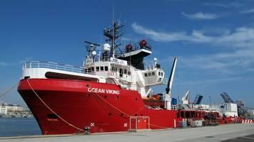 Nachfolger der Aquarius: Ocean Viking rettet erste Migranten im Mittelmeer